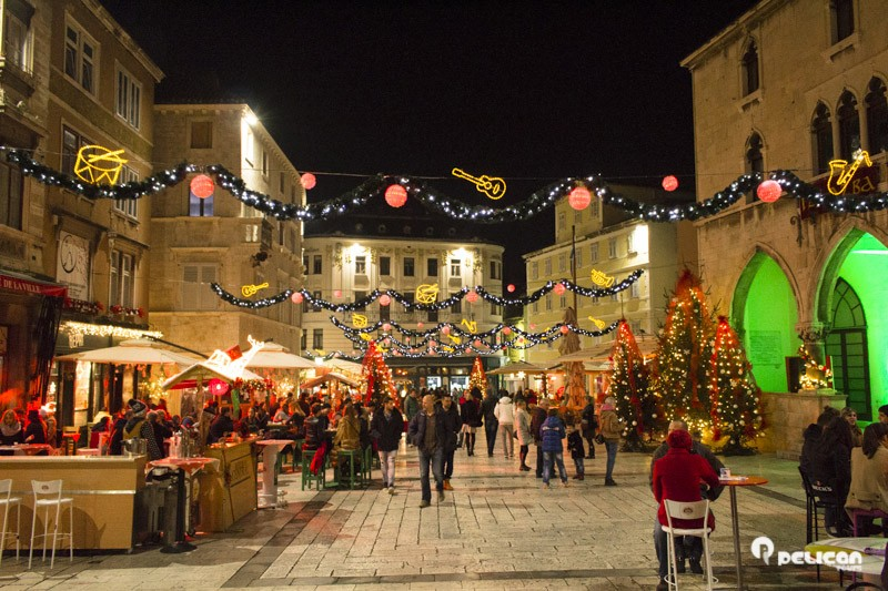 Advent in Split – Experience Christmas in Split Croatia