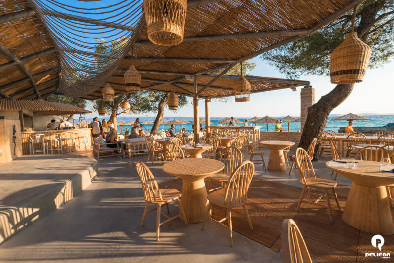 Beach Club In Split – Gooster Bar