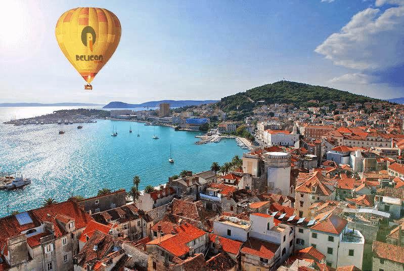 Hot Air Balloon in Split Croatia, is it possible?