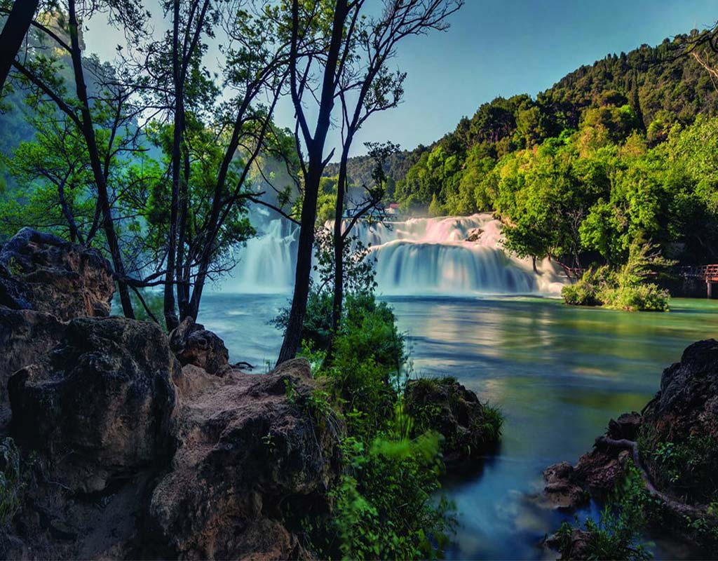 Private Krka Waterfalls Skradinski Buk