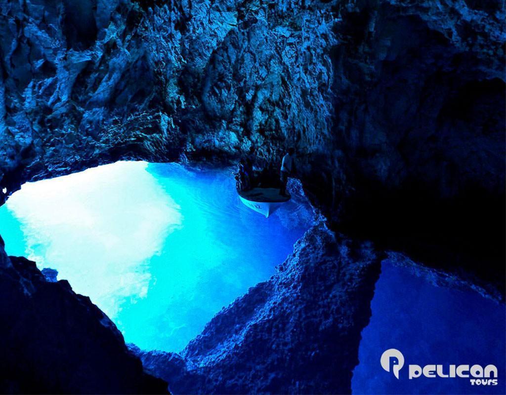 Blue Cave Tour Blue Cave