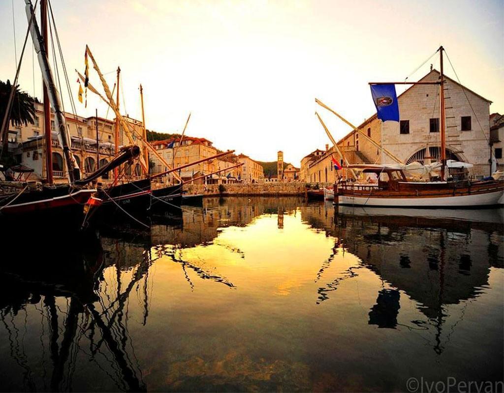 Hvar Bol Private Tour Hvar Harbour