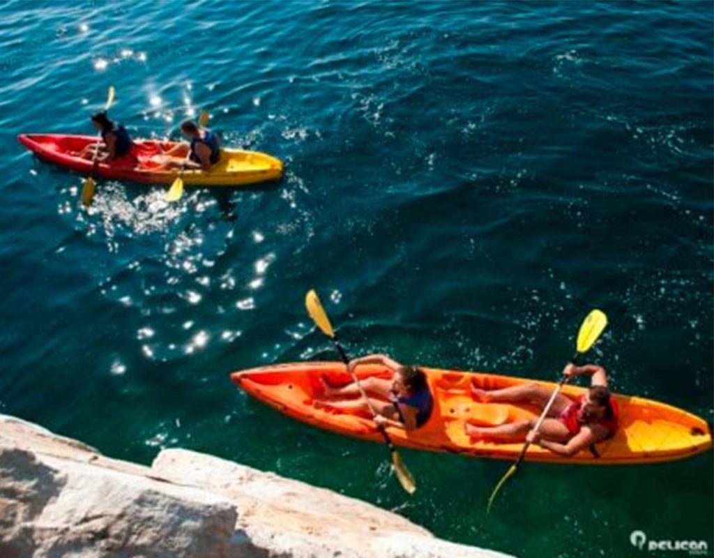 Kayaking Tour Adriatic