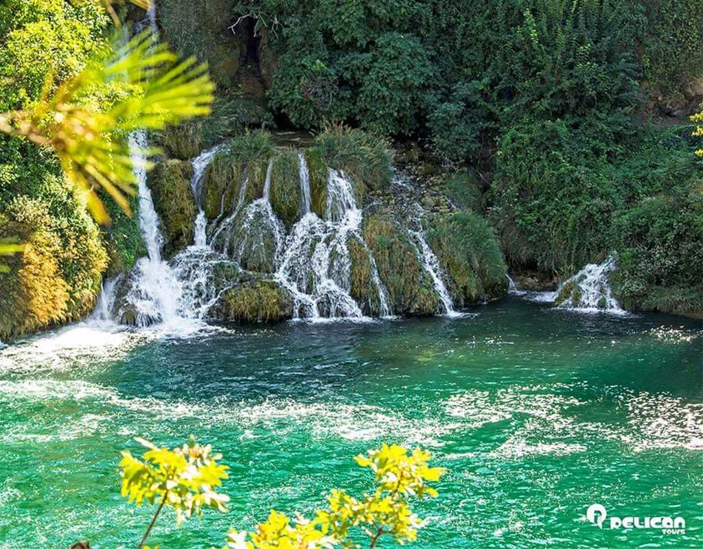 Krka Waterfalls Tour Beautiful Nature