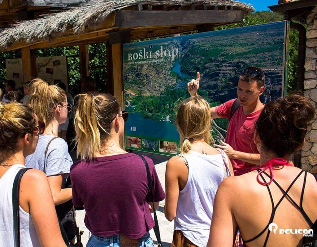 Krka Waterfalls Tour Expert Tour Guide