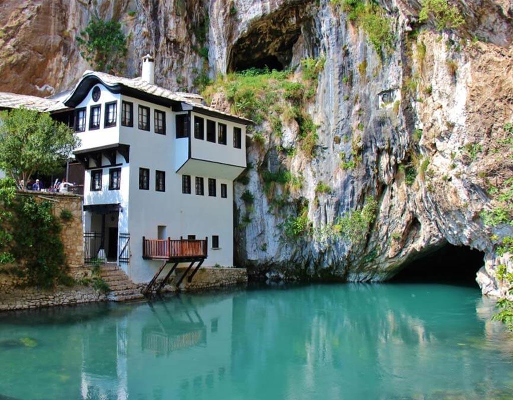 Mostar Private Tour Cave