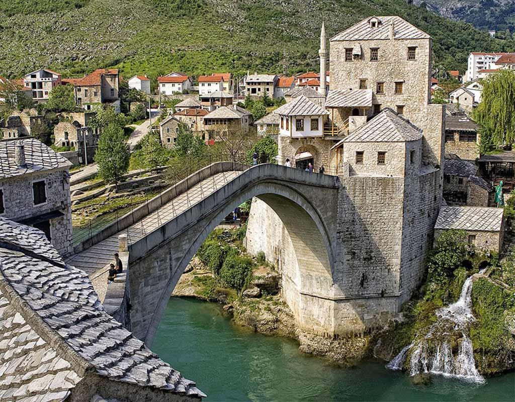 Mostar Private Tour Famous Bridge