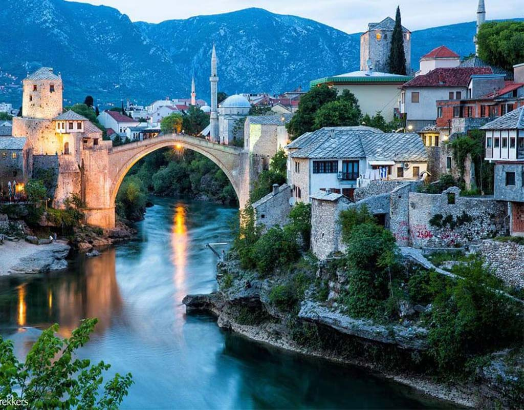 Mostar Private Tour Famous Old City