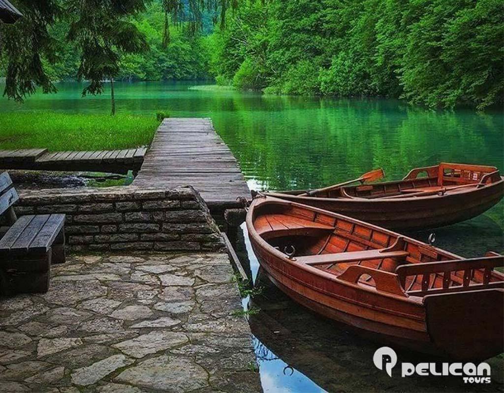 Plitvice Lakes Private Tour Little Boats