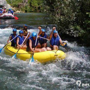 Rafting Split Summer Adventure