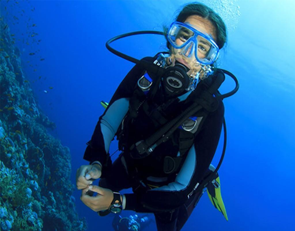 Scuba Diving Photo Time