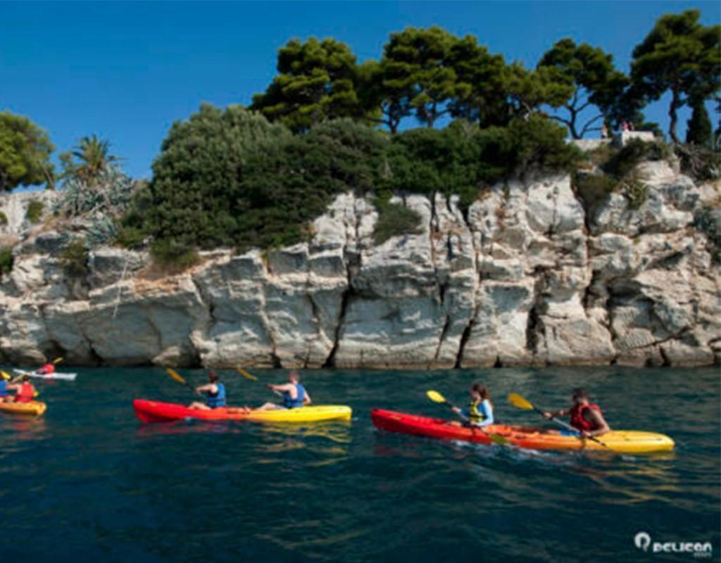 Sea Kayaking in Split