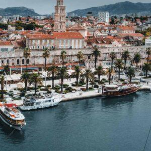Boat tours in Split