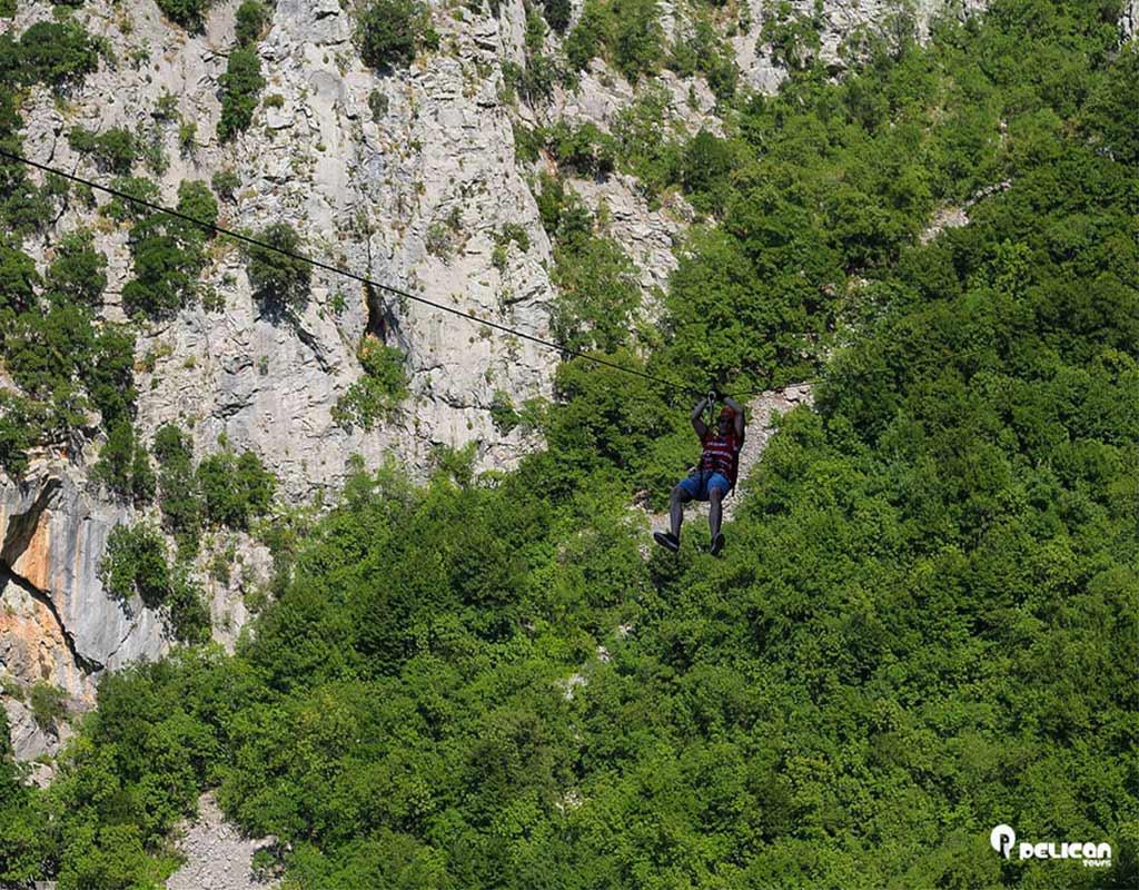 Zipline Adrenaline Adventure