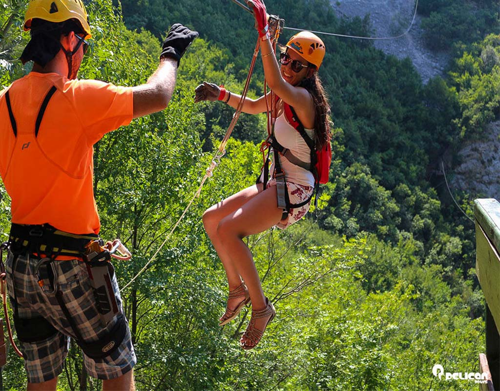 Zipline Fun & Guide